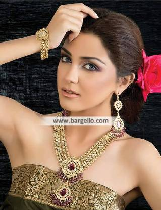 Pakistani Artificial Jewellery Gold Plated Jewelry Sets Bloomfield Hills Michigan US