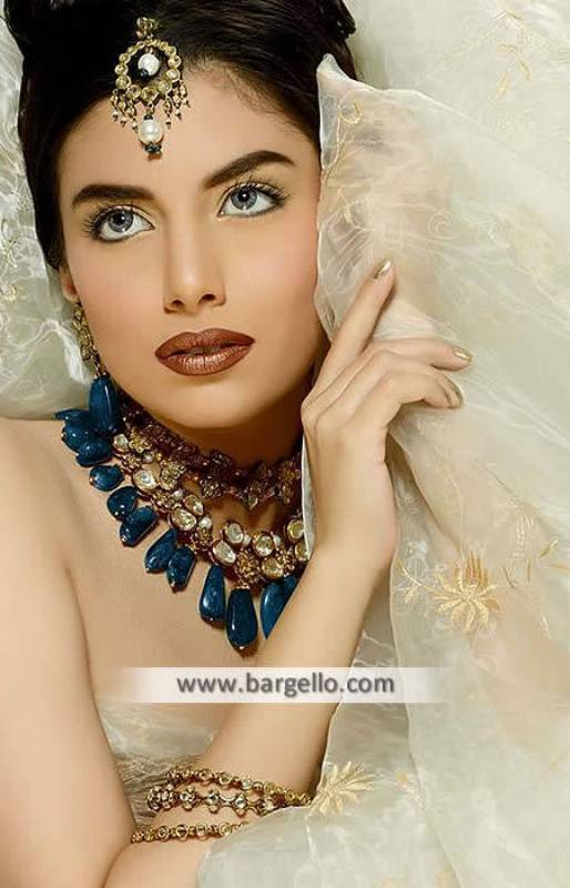 Creative and Lovely Indian Fashion Jewellery Sets Midland Michigan US Zircon Pearl Jewelry Sets