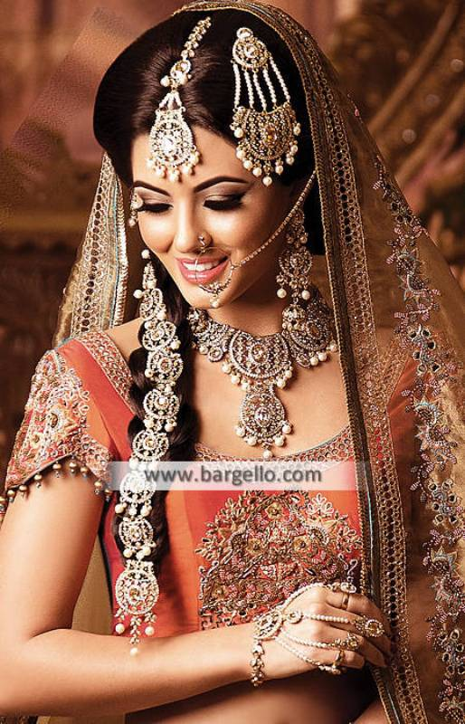 Awesome Asian Wedding Zircon Jewellery Sets Stamford Connecticut CT Artificial Jewellery Sets India