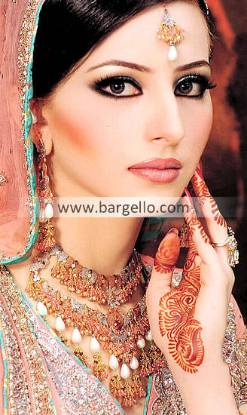 Stunning Indian Wedding Jewellery Sets Glasgow Scotland USA Silver and Gold Plated Jewellery Sets
