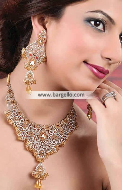 Chic Indian Gold Plated Jewellery Sets Perth Australia Imitation Jewellery Sets