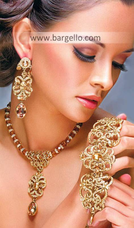 Online Shop For Indian & Pakistani Silver Jewelry, Traditional Bridal Sterling Silver Jewellery