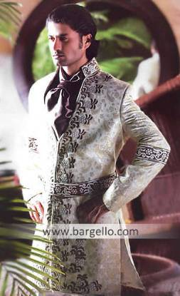 Designer Men Sherwani UK, Designer Sherwani California San Diego, Indian Menswear Jackson Heights