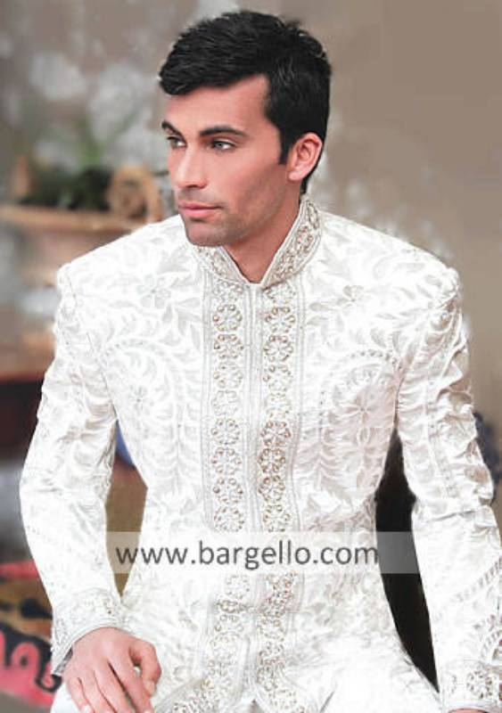 Designer Embroidered Sherwani, Sherwani Designs For Groom, Sherwani Groom, Sherwani Designs For Men