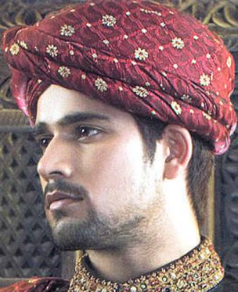 Indian Wedding Turbans, Groom Wedding Turban, Aberdeen Scotland UK