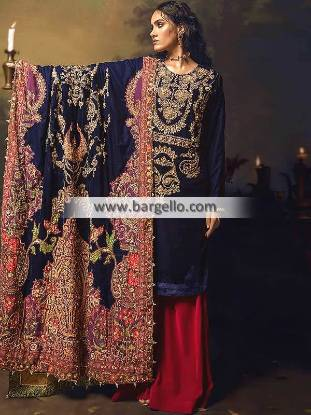 Indian Party Wear, Indian Party Wear Seattle, Indian Party Wear Washington, Indian Party Wear USA, Designer Party Wear, Designer Palazzo Dresses, Indian Palazzo Suits